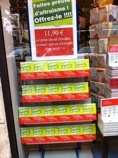 librairie Amboise