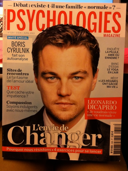 WAKE UP:PSYCHOLOGIES MAG