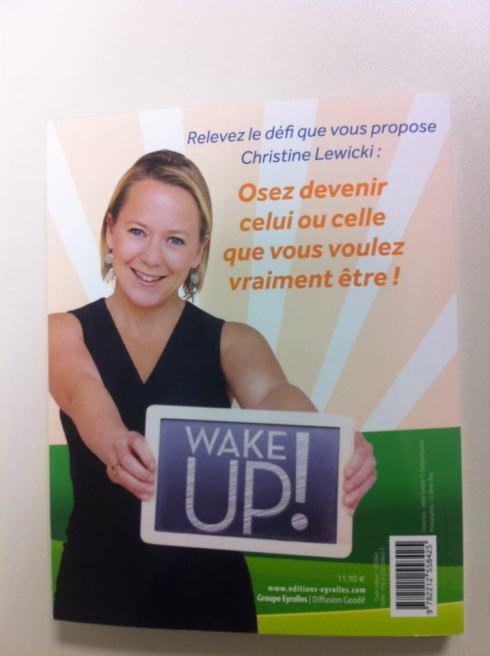 WAKE-UP Christine Photo