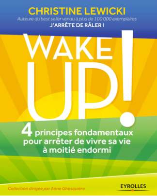 WAKE-UP! LE LIVRE