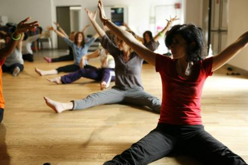 WAKE UP Retraite yoga class