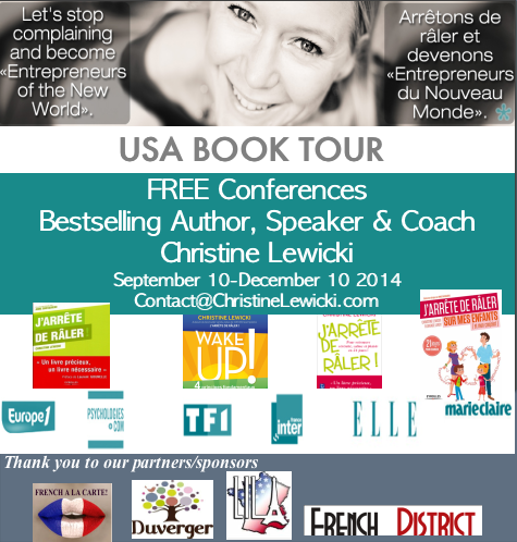 USA BOOK TOUR sponsors