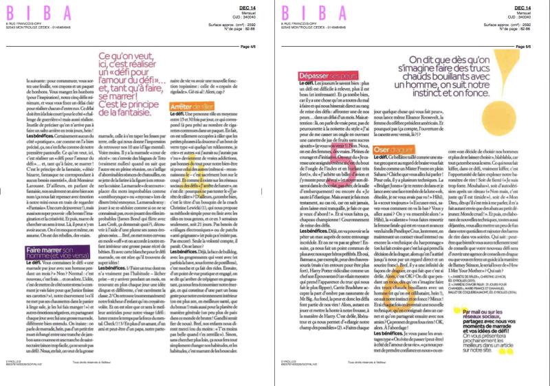 JDR BIBA (page 4 et 5)