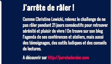 Marie-France  JDR Top 10 blogs 2