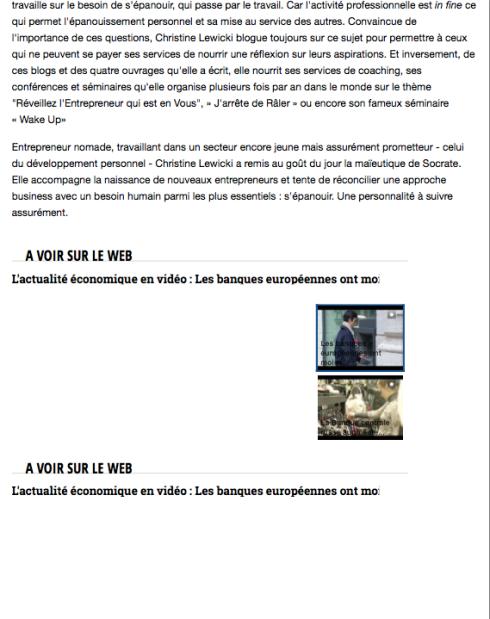 La Tribune p3