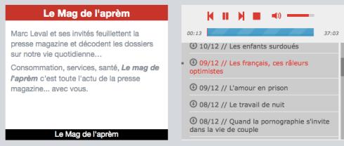 Radio Sud Le Mag de l'aprem Les français , ces râleurs optimistes