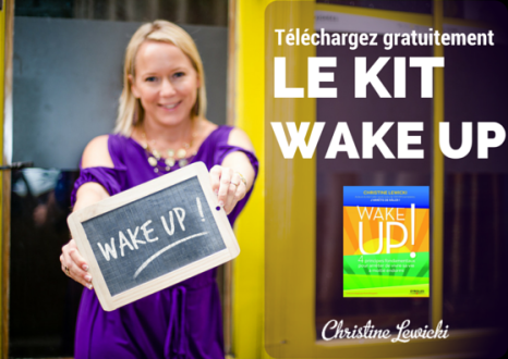 KIT WAKE UP | Christine Lewicki