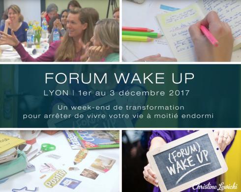 Christine Lewicki | WAKE UP | Coaching | Développement personnel