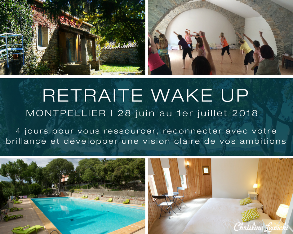 Christine Lewicki | WAKE UP | Développement personnel | Coaching