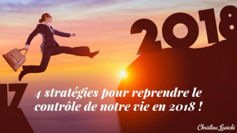 4 stratégies...