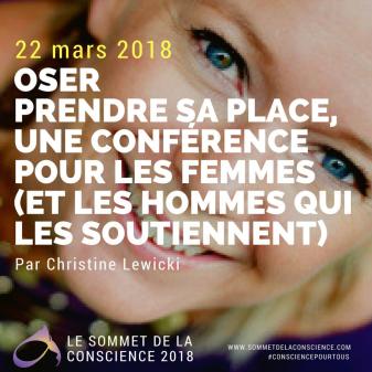Instagram - Sommet de la Conscience